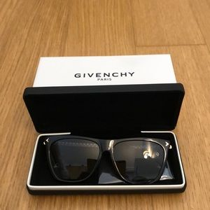 Givenchy Women's Flat Top Square Sunglasses